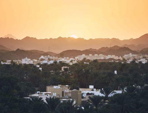 Das Wetter im Oman und seine Klimazonen