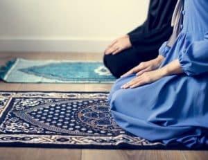 muslimische Gebete